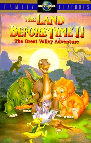 Cult Films And The People Who Make Them The Land Before Time II The Great Valley Adventure