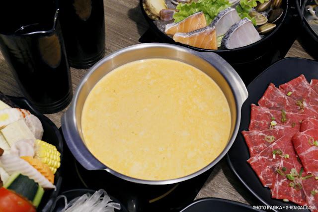 MG 4373 - 熱血採訪│海鮮控和肉肉控都瘋狂!就算痛風也要來吃拾鑶私藏鍋物,還有商業午餐只要188元起!