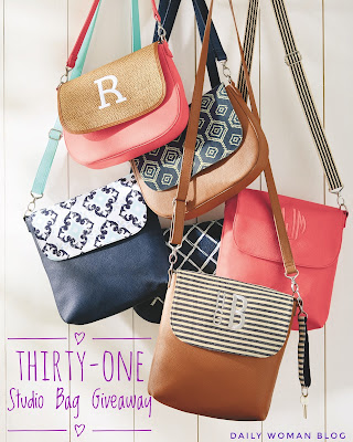 Thirty-One Purse giveaway 2/22 @ThirtyOne