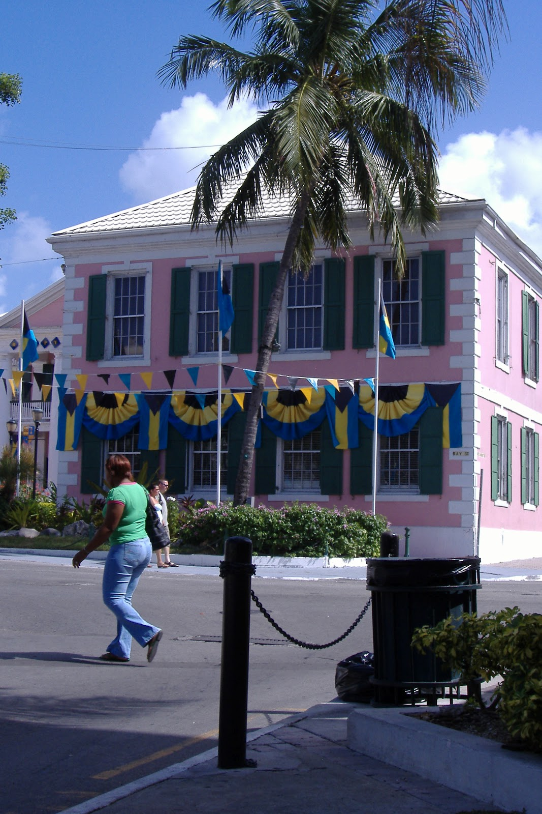 Architecture Of The Bahamas 1889 Victorian House Restoration