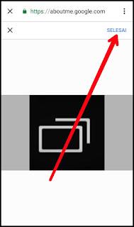 Cara Mengganti Foto Profil Gmail di HP Android 9