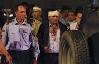 ΣΚΟΠΙΑ: H 113η Αλβανική Ταξιαρχία εισέρχεται στα Σκόπια —10 Αλβανοί πολιτικοί χαροπαλεύουν — Διάγγελμα Ιβάνοφ προς τον λαό....