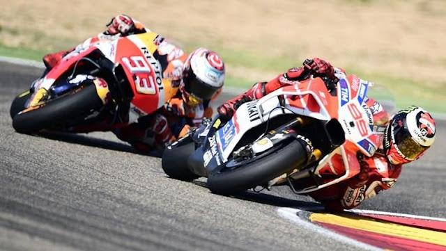 Jokowi Bicara MotoGP Indonesia 2021