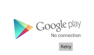 Tutorial Cara Memperbaiki Google PlayStore Error No Connection cover