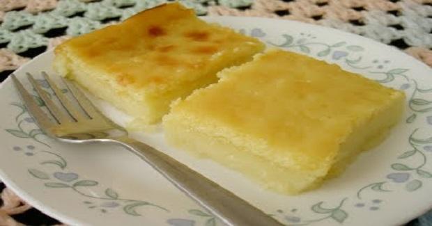 Cassava Cake (Cassava Bibingka) Recipe