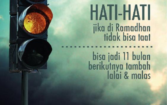 Suka Duka 10 Terakhir Ramadhan.