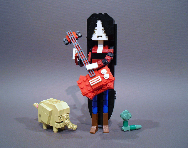Super Punch  Lego Adventure Time Lego Adventure Time  Lego Marceline