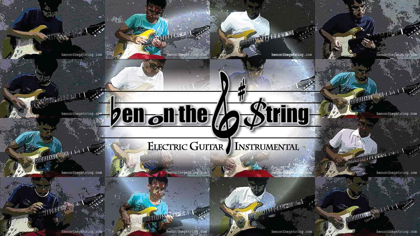 Ben on the G String | Guitarist, Musician, and Electric Guitar Instrumentalist