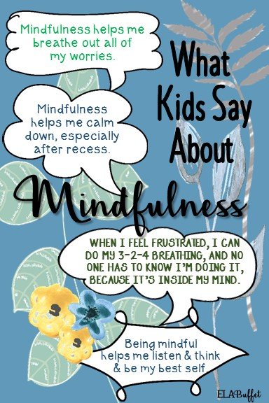 MINDFULNESS | MINDFUL CLASS | TEST ANXIETY | In just a few minutes, you can introduce students to mindfulness, a state in which the brain is relaxed, but focused. Mindful practices can provide students with a lifetime of mind and body benefits and will help kids manage stress, improve concentration, and increase self-control. It can also promote kindness and empathy toward others! Learn some simple mindfulness exercises here!