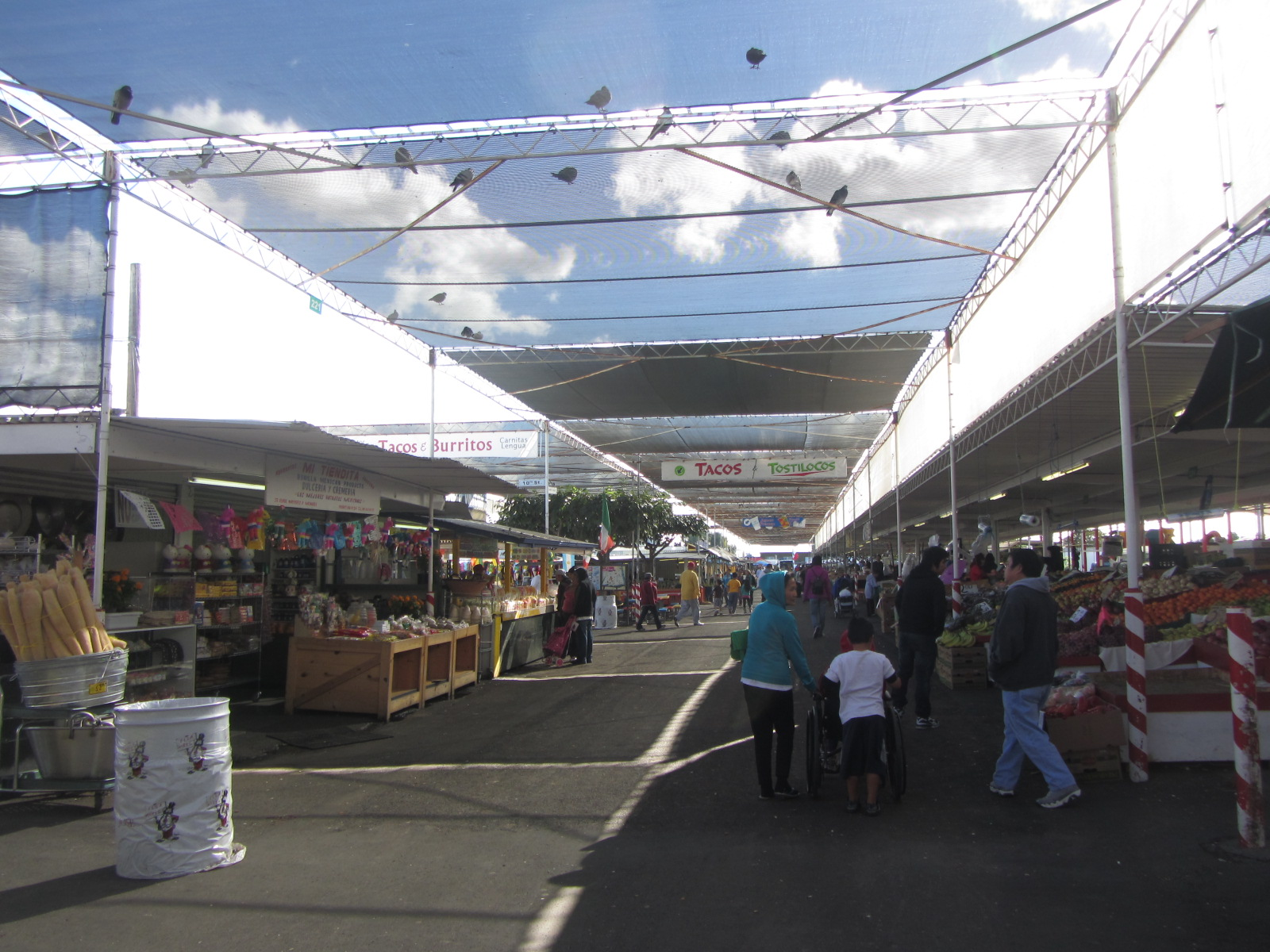 South Bay San Jose Flea Market