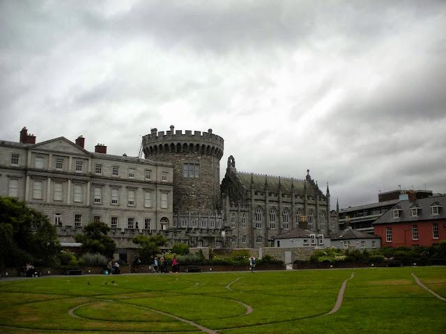 Irlanda. Éire. Ireland. Irlande. Dublin. Baile Átha. Castillo
