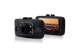 Rejestrator jazdy kamera samochodowa Xblitz Classic Full HD