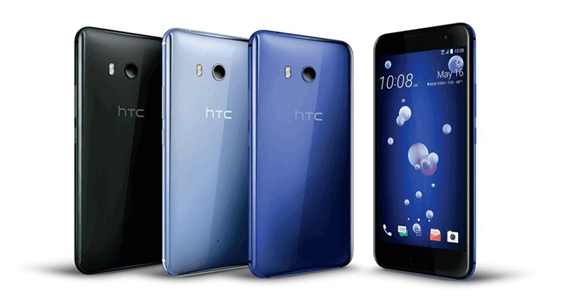 HTC U11 Is A Flagship Smartphone That You Can Squeeze For Commands