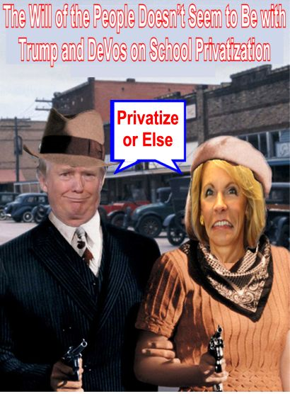 Image result for big education ape Privatization Prophets