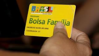 Paraíba tem 1,6 milhão de pessoas dependentes do Bolsa Família