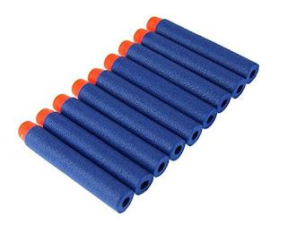 Standard Soft Foam Bullets Shells for Air Gun Toys