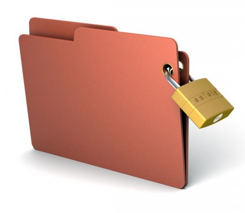 Personal Folder Security Windows 7