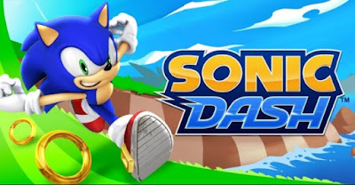 Sonic Dash Apk + Mod For Android Free Download