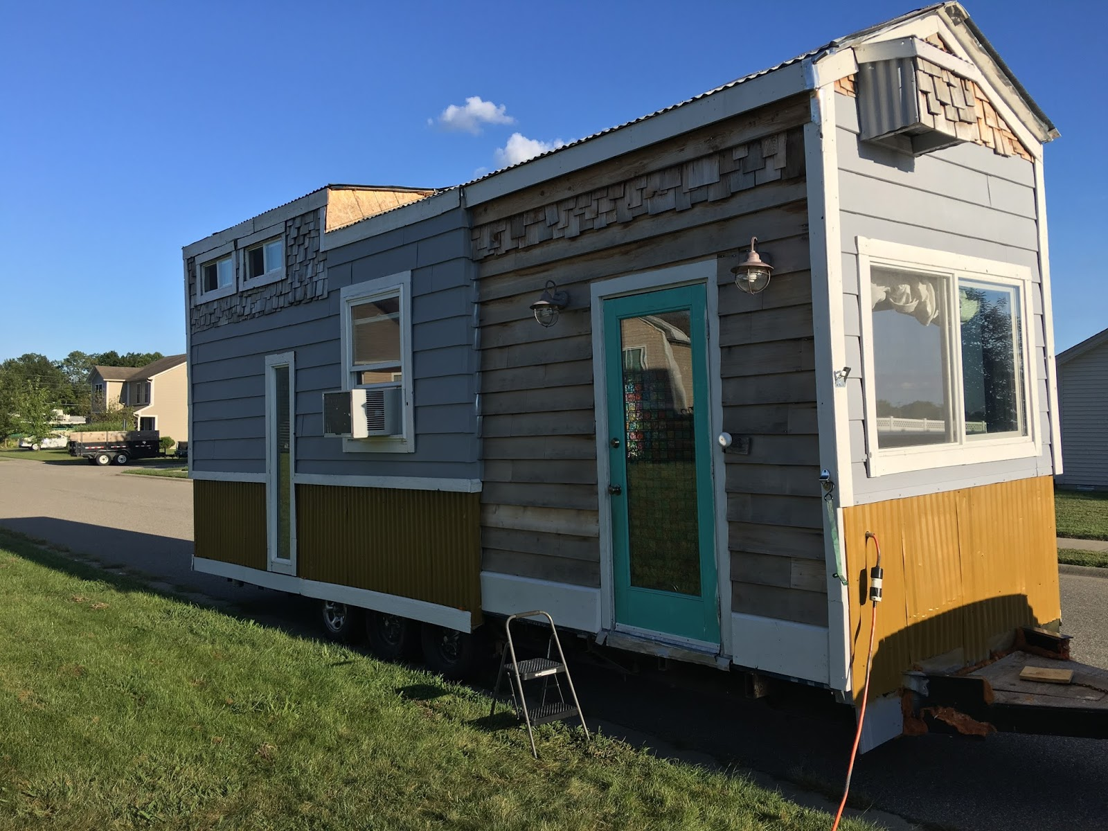Ikea Indiana Tiny House Town: Southern Indiana Tiny House (299 Sq Ft)