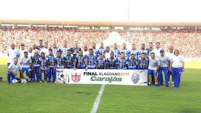 CSA vence o CRB nos pênaltis, e é Campeão do Campeonato Alagoano