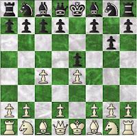 pertahanan catur unik