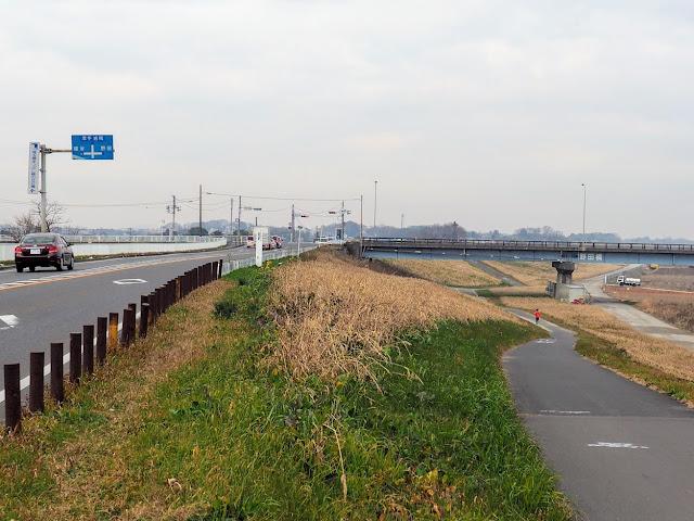 江戸川 野田橋
