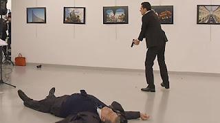 "Pasukan Khusus Dari Kepolisian Turki ""Lumpuhkan"" Penembak Mati Dubes Rusia dalam 15 Menit - Commando"
