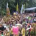 Dandim Pekalongan Ikut Membaur Diantara Puluhan Ribu Pengunjung Festival Durian Lolong