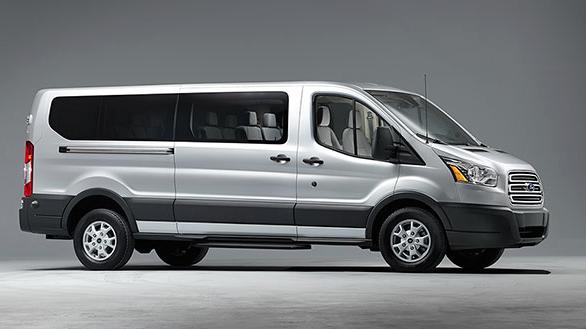2016 Ford Transit extended passenger van
