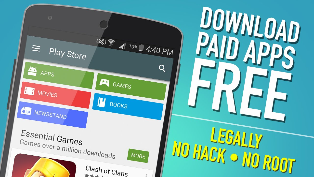 download generator hacked games app for android