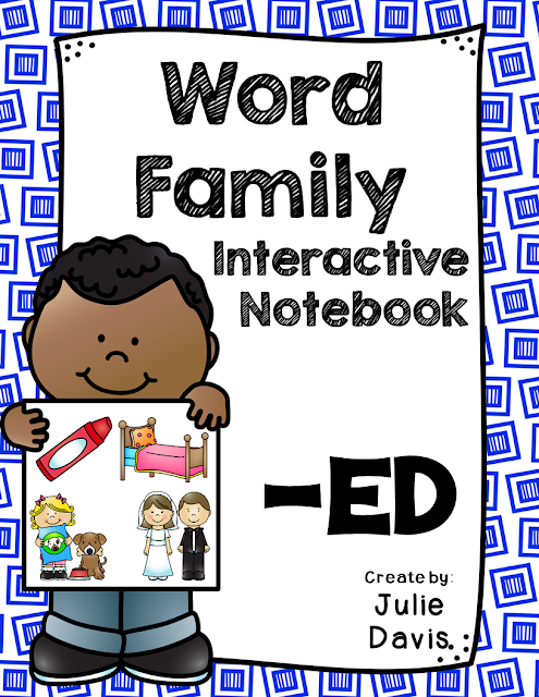https://www.teacherspayteachers.com/Product/ED-Word-Family-Interactive-Notebook-2492591
