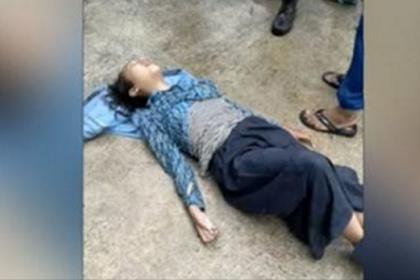 Video Siswi SMP Mabuk Miras, Jadi Tontonan Warga Karena Teriak-teriak dan Berguing-guling di Tanah