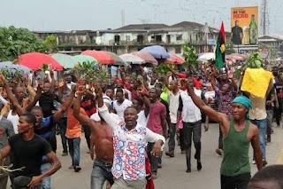 Alkali ya tura tsagerun Biafra 6O kurkuku