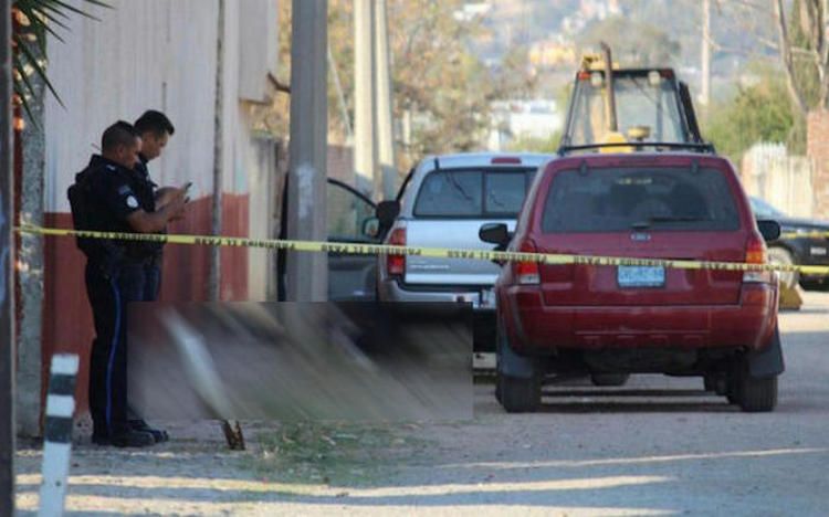 Fotos, Sicarios ejecutan a balazos a un bebé y a dos sujetos más en Leon, Guanajuato