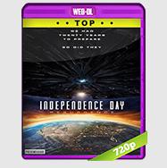 Dia de la Independencia: Contra Ataque (2016) WEBRIP 720p Audio ING