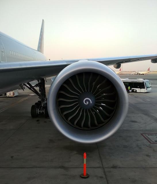 Boeing 777-300ER Motoru