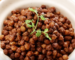 काले छोले रेसिपी - Kala Chana Recipe - How to Make Black Chana at Home