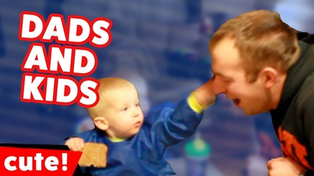 Dads Who Are Funny at Parenting