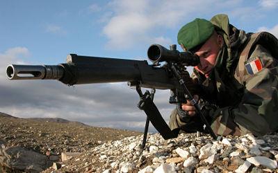 Soldat Commando Légion Étrangère France - Fond d'écran en Full HD 1080p