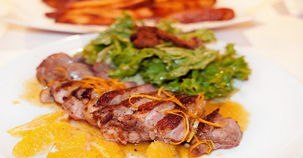Duck A L'Orange Recipe