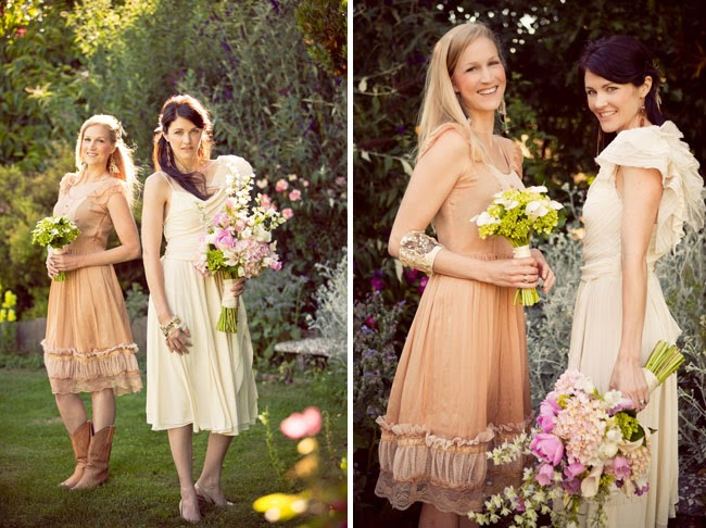 How To Choose Vintage Bridesmaid Dresses