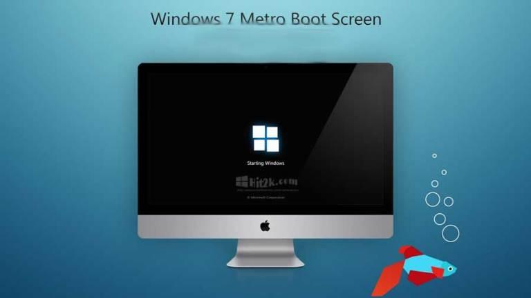 How to Change Skin Boot Windows 7