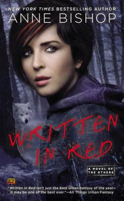 Written in Red book cover