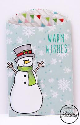 snowman; winter