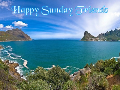 Happy Sunday Friends Beautiful Messages