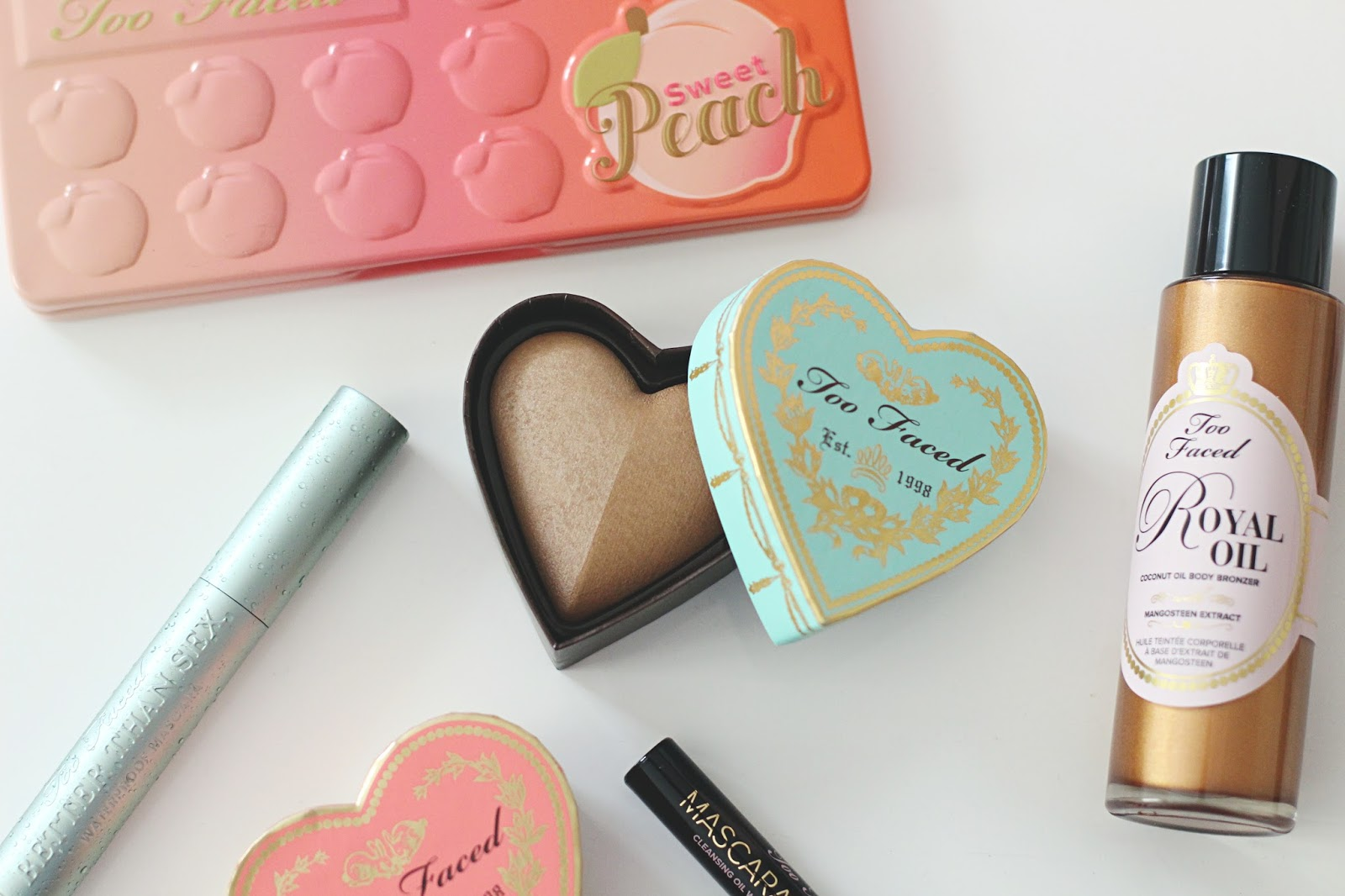 Sweetheart Bronzer Sweet Tea Too Faced