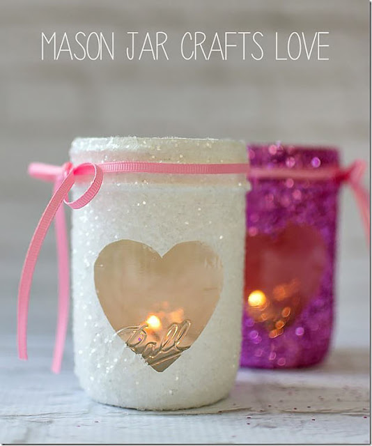 diy mason jar, diy jars, diy crafts, ideas for valentines day, valentines ideas, valentines day 2017, valentine special, easy craft ideas