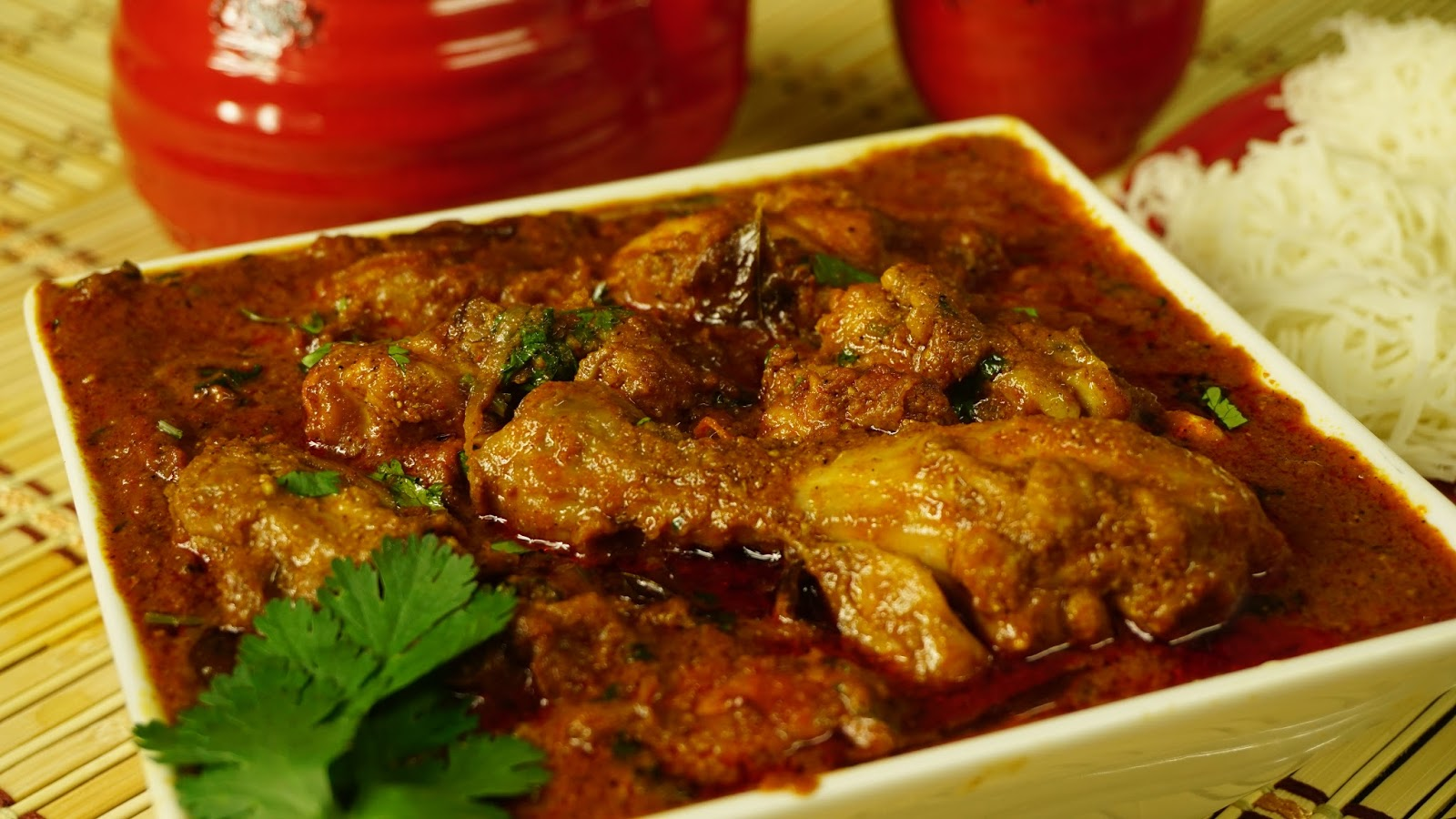 Chicken Curry Chicken Gravy For Chapathi Steffi S Recipes