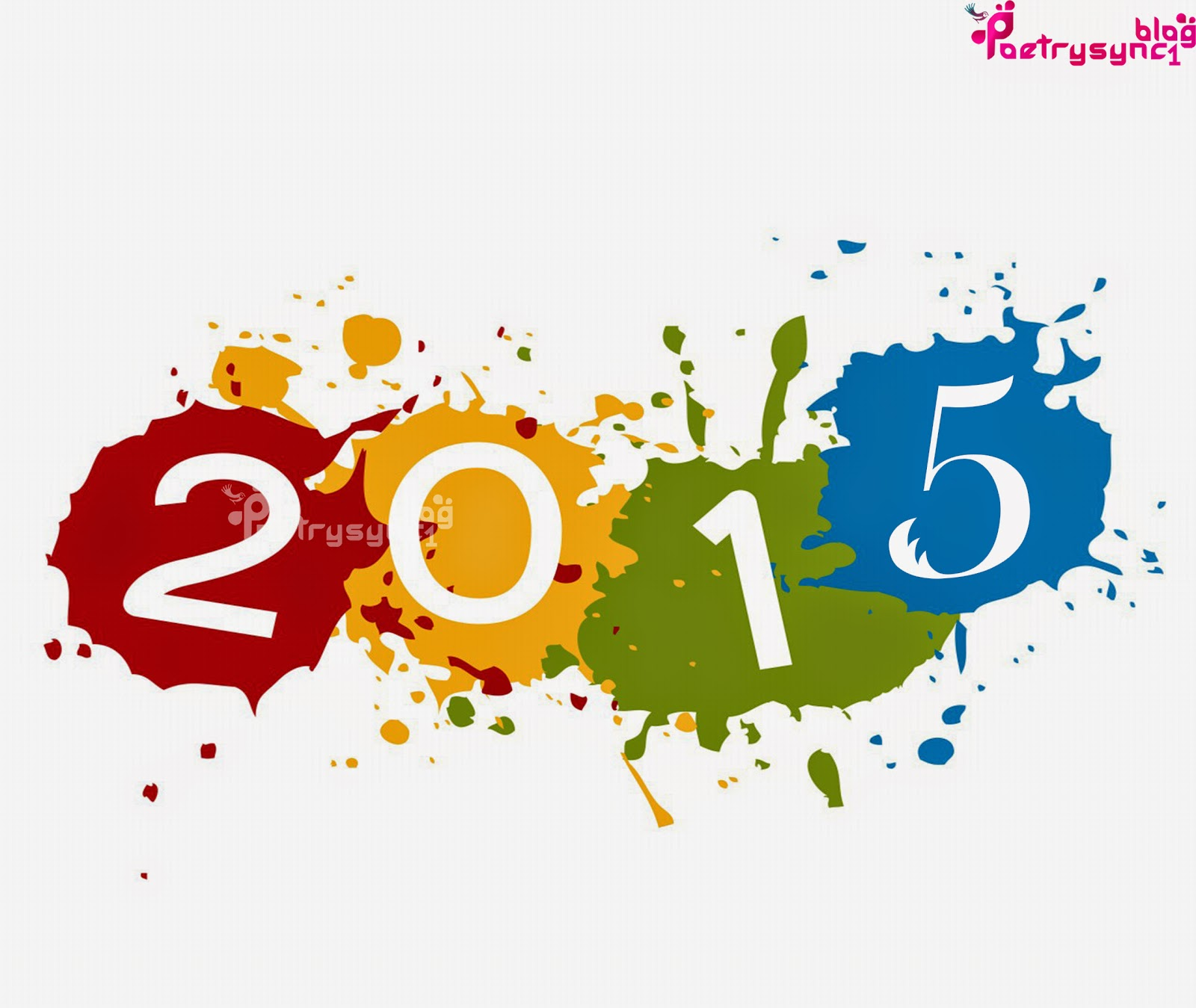 Happy New Year 2015 3d Wallpaper Wishes With Messages Greetings