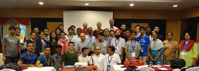 Sudoku Mahabharat 2017 participants